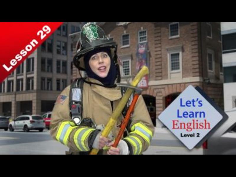 Leçon 29: Where There's Smoke...