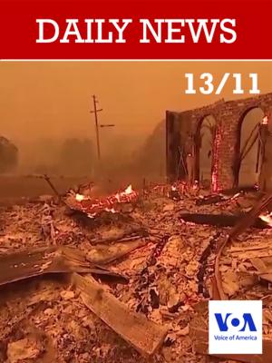 « Woolsey Fire » ravage le sud de la Californie