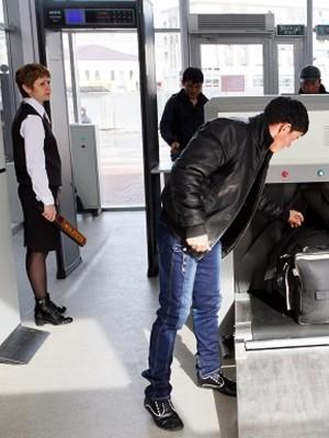 Agent de sécurité aéroportuaire