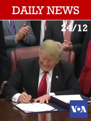 Une semaine intense pour Trump
