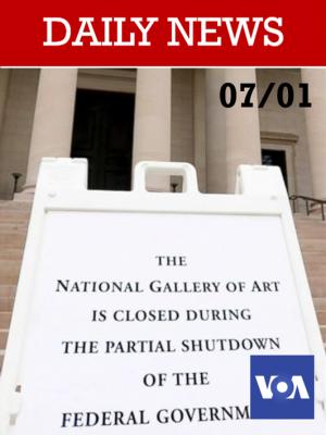 En plein shutdown, Trump reste inflexible sur la construction du mur