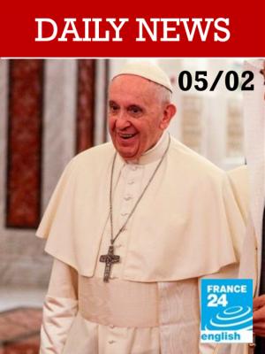 Le pape François à Abou Dhabi pour une visite historique
