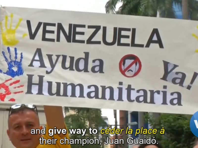 Venezuela : Juan Guaidó reconnu comme président par intérim par 20 pays européens
